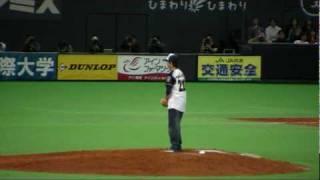 スピードスケート高木美帆ちゃんの投球! 高木美帆 検索動画 23