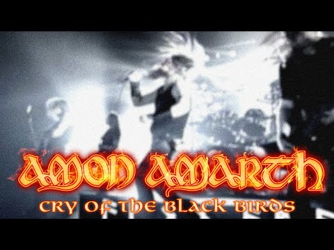 "Amon Amarth ""Cry Of The Black Birds"" (OFFICIAL VIDEO)"
