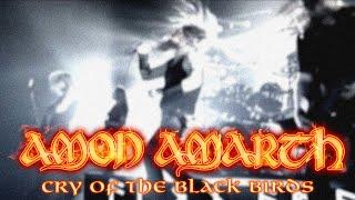 Смотреть клип Amon Amarth - Cry Of The Black Birds