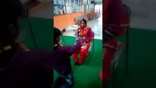 उपकार नगर जालन्धर पंजाब के बाल संस्कार केंद्र में मातृ पितृ पूजन दिवस