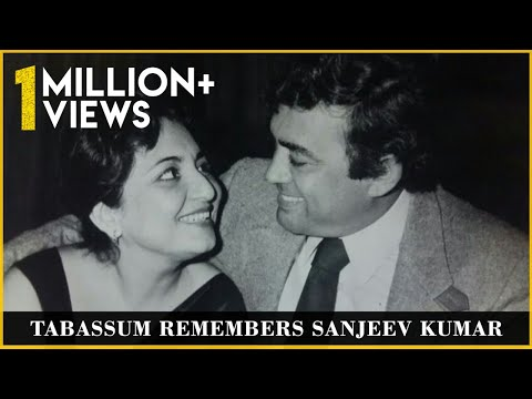 Tabassum Talks About Her Camaraderie with Sanjeev Kumar | Tabassum Talkies