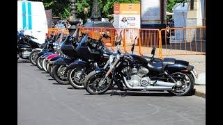 Смотреть видео Фестиваль Харлей Дэвидсон 2018 в Санкт-Петербурге ( Harley® Days) Harley Davidson фестиваль онлайн