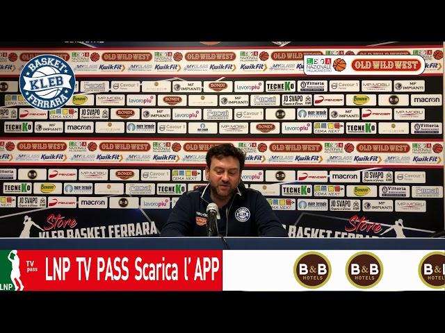 Conferenza Stampa Carretto pre Verona