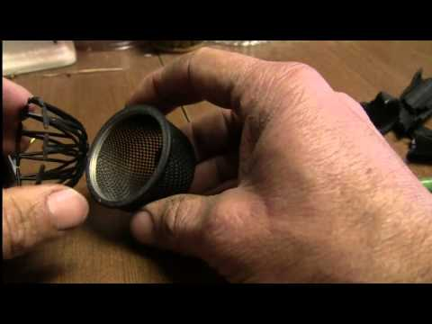 electo voice n d 457a microphone disassembly youtube rh youtube com Microphone Jack Wiring Diagram Cobra Mic Wiring Diagram