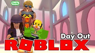 Roblox Adopt Me Family Day Out