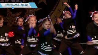 TODES fest KAZAN 2018. Батл. Пермь. гр.9, online трансляция
