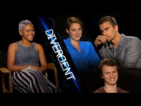 The 'Allegiant' Cast's Genetic Modification Wish List from YouTube · Duration:  1 minutes 38 seconds