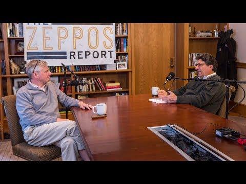 The Zeppos Report #17 with Jon Meacham