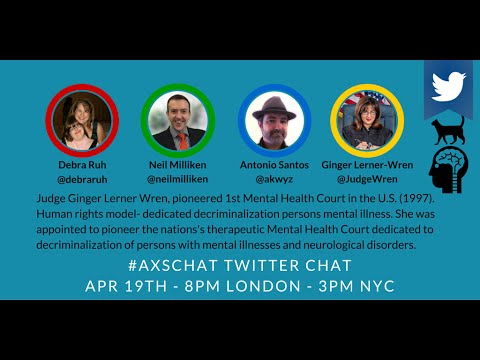 AXSChat. Judge Wren.Court dedicated to the decriminalization of persons with mental illness