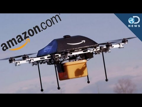new amazon drone service review