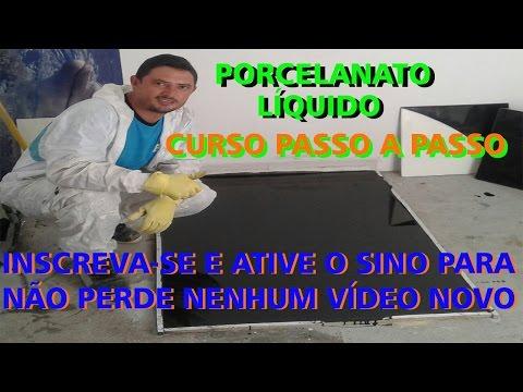 CURSO PASSO A PASSO PORCELANATO LÍQUIDO #8