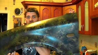 Дополнение. Как покрасить в комуфляж (How to paint in camouflage)(Мой сайт http://olnest.ru Дополнение. Как покрасить в комуфляж (How to paint in camouflage) Процес покрытия камуфляж https://www.youtube...., 2014-05-30T08:54:28.000Z)