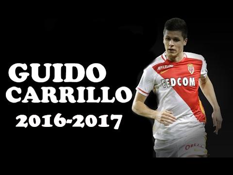 Guido CARRILLO Monaco ●Goals●Skills● 2016/2017