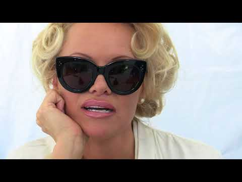 Pamela Anderson in conversation with the Montreal Gazette