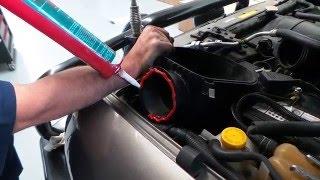 Snorkel Install - Sherpa 4x4 Nissan Patrol