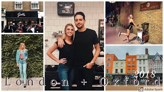 LONDON week 3: met G-Eazy, Harry Potter tour, palaces! | study abroad