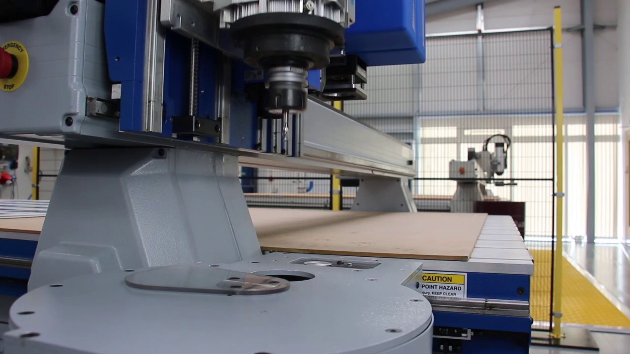 Trident - Multicam CNC Routing Machinery
