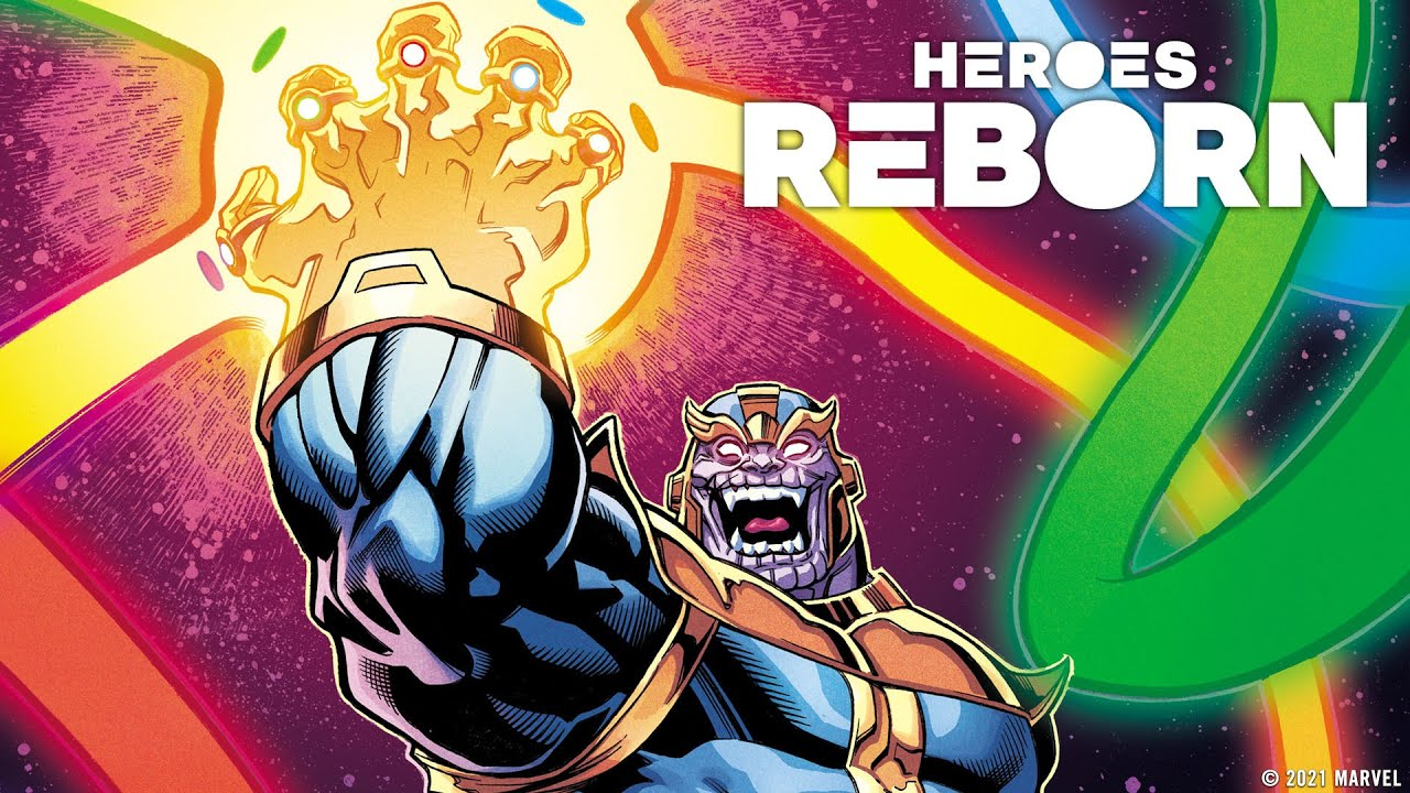 The Wednesday Waffle Issue 24: Reborn heroes & comedy Batmen!