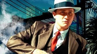 L.A. Noire Bloopers / Outtakes (Funny Video)