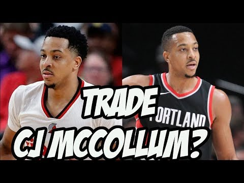 Is It Time To Blow Up The Trailblazers? Trade CJ Mccollum? Fire Terry Stotts? | 2018 NBA