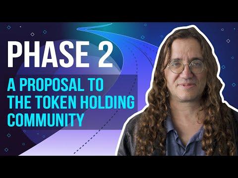 SingularityNET Phase Two: AGI-ADA – A Proposal for the AGI Token Holding Community – Dr Ben Goertzel