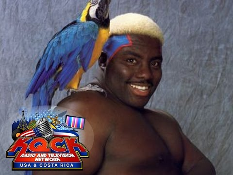 Wrestling Legend KoKo B. Ware on KQCK RADIO and TELEVISION NETWORK