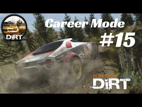 Colin McRae: DiRT | Career Play Through #15 - FORD over FIAT