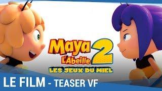 MAYA L'ABEILLE 2 - Le film -Teaser (VF) [actuellement au cinéma]
