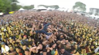 ACAB-SKINHEAD 4 LIFE @ROCK THE WORLD 2015