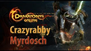 Myrdosch Destructor and 45 lvl (Test-server) Мурдош Деструктор и 45 уровень Drakensang Online