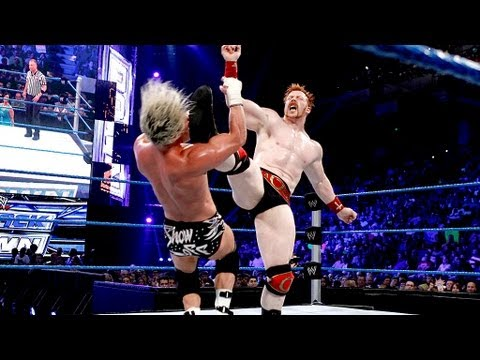 Sheamus vs. Dolph Ziggler: SmackDown, June 22, 2012 thumbnail