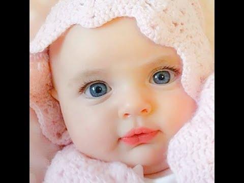 اجمل عيون اطفال في العالم لكل ام حامل