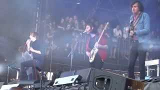 Phoenix - SOS IN Bel Air (Live) @ Governor's Ball NYC 6.6.14