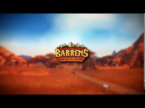 Barrens Chat - Intro
