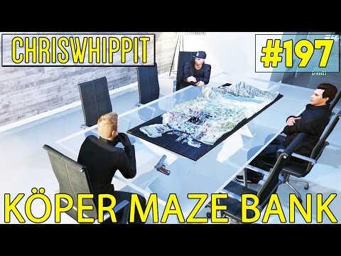 GTA 5 Online | UPDATE - FINANCE & FELONY | KÖPER MAZE BANK F