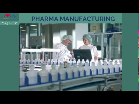 Pharmaceutical Manufacturing Software | Pharmaceutical Industry software Demo [English]