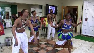 GODS AND HEROES BY OLADELE OLUSANYA BOOK LAUNCHING: DALLAS BLACK DANCE THEATER PERFORMANCE