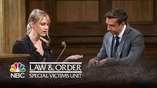 Law amp Order SVU - Courtroom Strip Down Episode Highlight