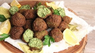 Homemade Falafel Recipe | Episode 1154