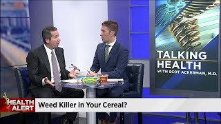 Name brand cereals tested high levels of a chemical found in pesticide