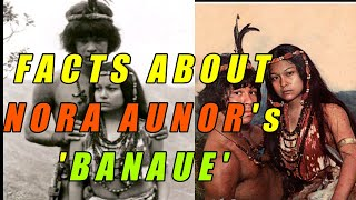 """FACTS ABOUT NORA AUNOR""""S BANAUE"""