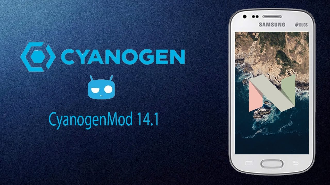 cyanogenmod 14 1 top new features android nougat 7 1 stable samsung galaxy s duos 2 gt. Black Bedroom Furniture Sets. Home Design Ideas