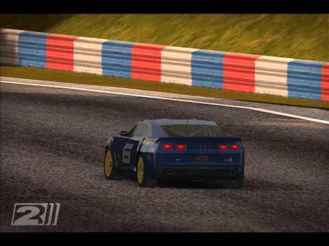 Real Racing 2 iPhone Replay By anhnhan