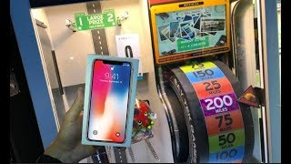 Won Apple iPhone X From Arcade Game! | JOYSTICK