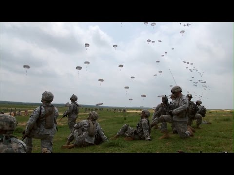 Fort Bragg Airborne Special Operations
