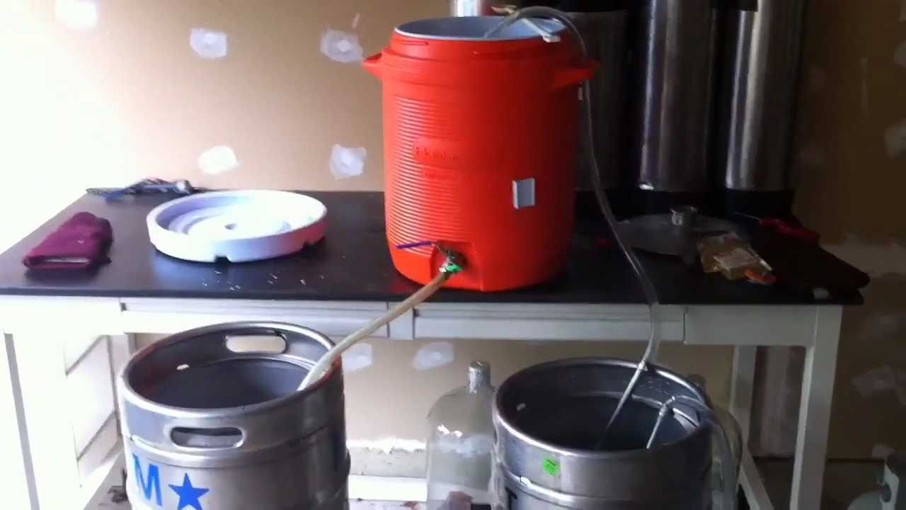 homebrew all grain with