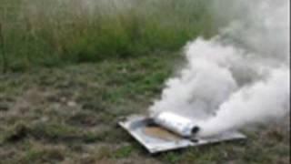 hoe maak je een rookbom
