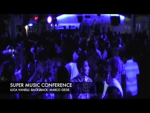 SUPER MUSIC CONFERENCE (SOTTOMARINA - VENEZIA)