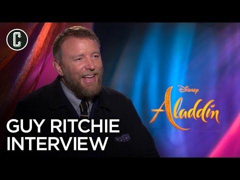 Aladdin: Guy Ritchie Interview