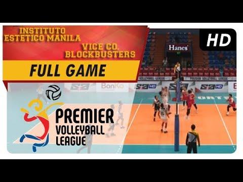 PVL RC Season 2 Men's Division: IEM vs. Vice Co. | Full Game | 1st Set | May 23, 2018